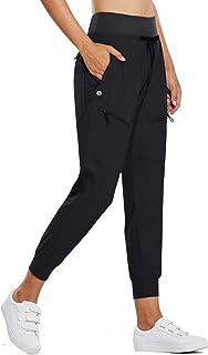 Women's Lightweight Jogger Hiking Pants with Zipper...