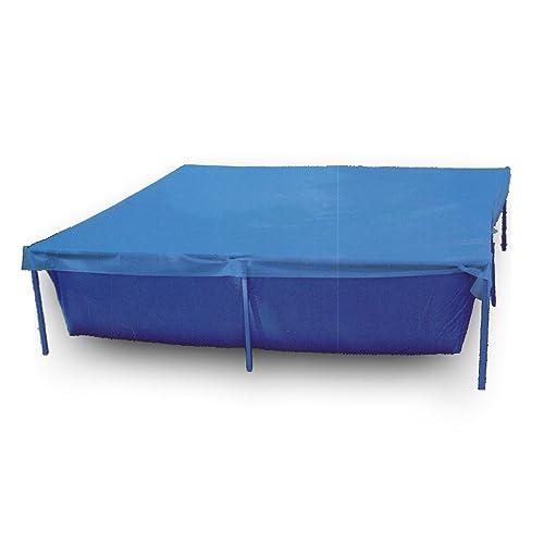 TOI - Cubierta tubular para piscinas tipo basic - 190x190