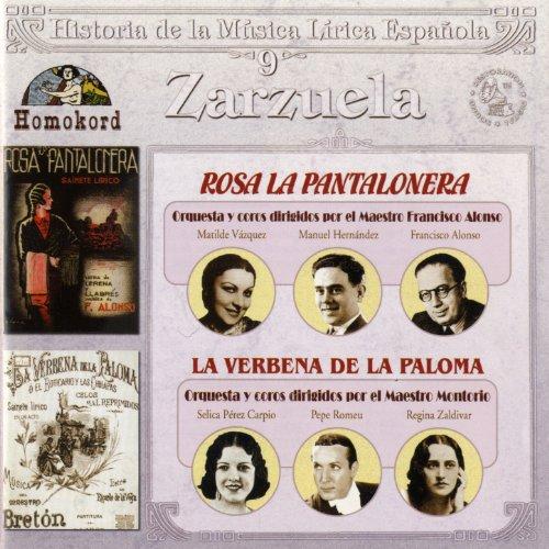 Rosa La Pantalonera: