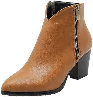 BalaMasa Womens ABS13946 Pu Boots