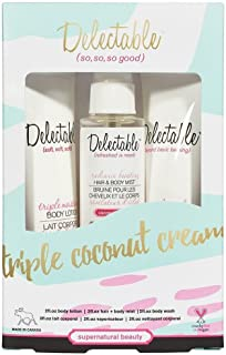 Best delectable triple coconut cream Reviews
