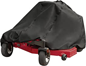 Dallas Manufacturing Co. 150D Zero Turn Mower Cover - Model A Fits Decks Up to 54