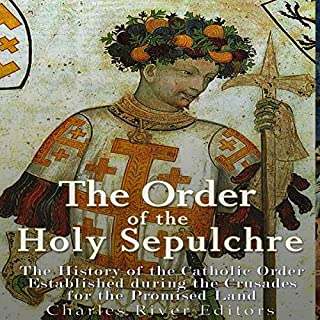 The Order of the Holy Sepulchre cover art