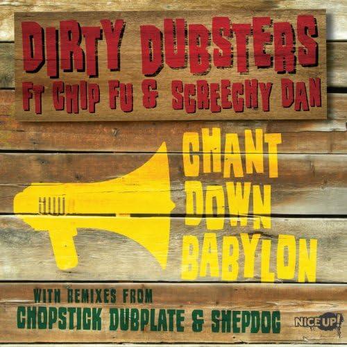 Dirty Dubsters feat. Chip Fu & Screechy Dan
