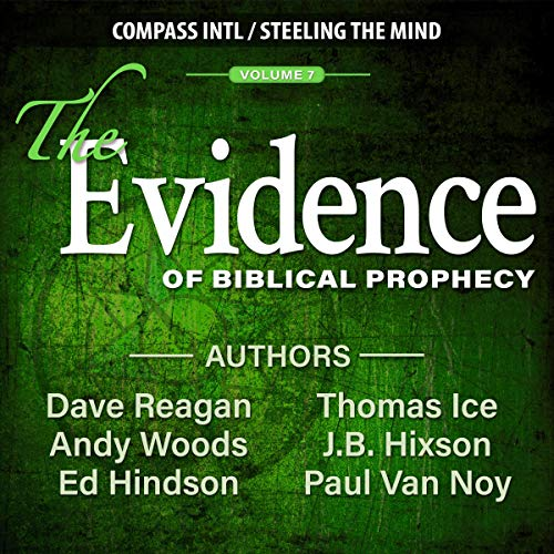 The Evidence of Biblical Prophecy: Volume 7 Titelbild