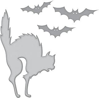 Docrafts Xcu503643 Xcut Mini Decorative Dies 2//pkg-bats Die Metal Bats