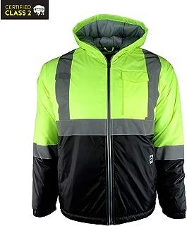 Men's Hi Vis Field Jacket 2.0 Class 2