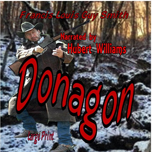 Donagon audiobook cover art