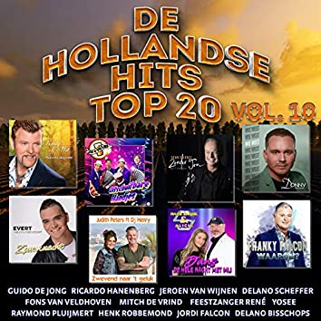 De Hollandse Hits Top 20 vol 10