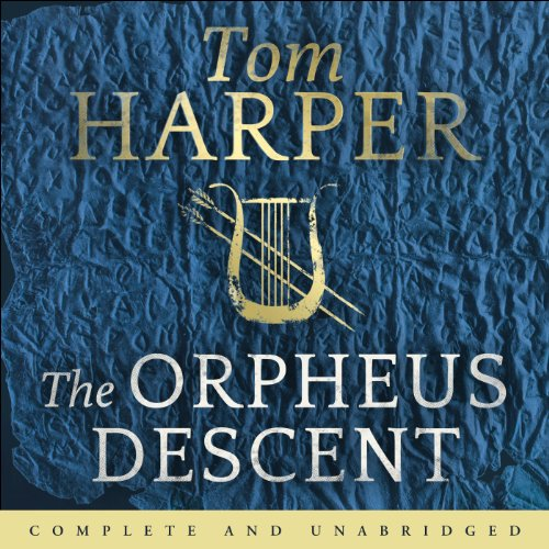 The Orpheus Descent audiobook cover art