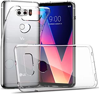 LG V30 / LG V30S / LG V30 Plus/LG V30S ThinQ/LG V35 / LG V35 ThinQ Case, CASEVASN [Slim Thin] Anti-Scratches Flexible TPU ...
