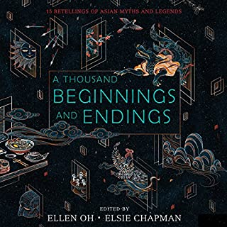 Couverture de A Thousand Beginnings and Endings