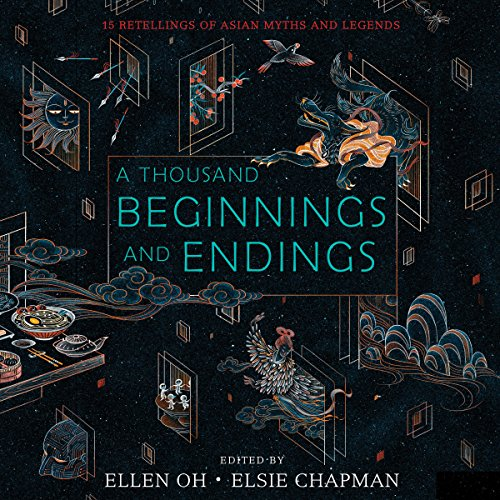A Thousand Beginnings and Endings cover art