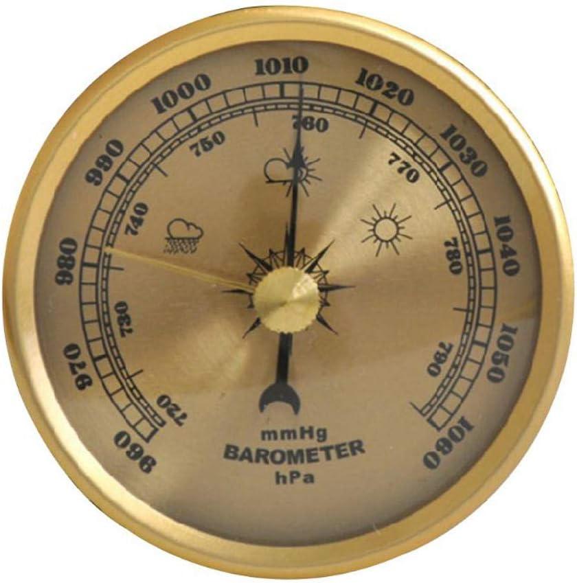 Super sale period limited BAWAQAF Barometer Pressure Gauge Weather Forecast Easy-to-use Det