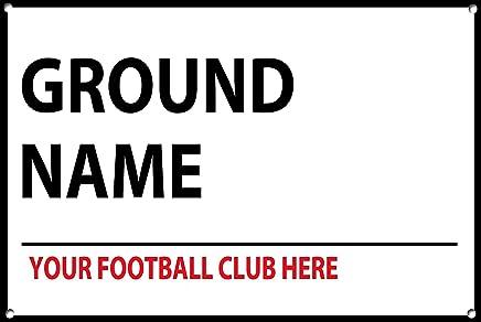 Rotherham United Metal Street Sign Football Teams Wall Door Plaque Sign 1123