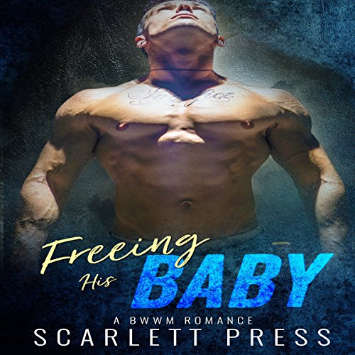 Freeing His Baby: A BWWM Romance audiobook cover art