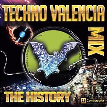 Techno Valencia Mix (The History) Back to the 90's