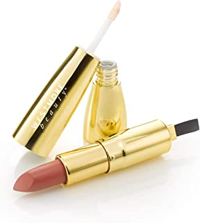 Westmore Beauty – Lip Glamour – 2-in-1 Lipstick – Nude Color – 0.12 Ounce