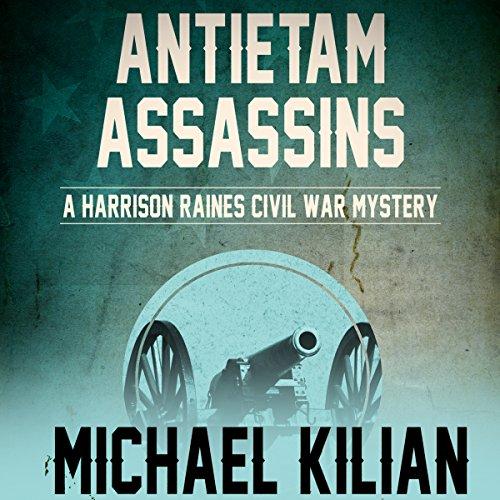 Antietam Assassins audiobook cover art