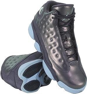 Nike Air Jordan 13 Retro Kids Premium HC Blue AA1236-520 (Size: 3.5Y)