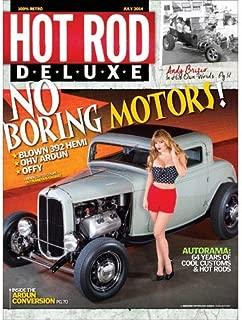 Hot Rod Deluxe Magazine July 2014