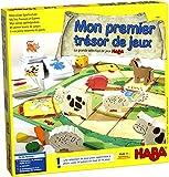 HABA - Mon premier trésor de jeux La grande sélection de jeux HABA, 4686
