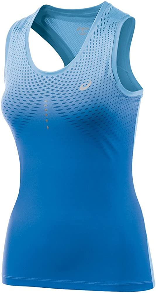 ASICS Women's Speed 55% OFF Allover Top New product Tank Print