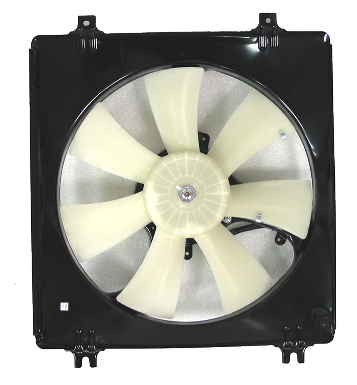 Depo 317-55043-101 Radiator Fan Assembly (HONDA ACORD COUPE/SEDAN 3.5L 08-12 PASSENGER SIDE)