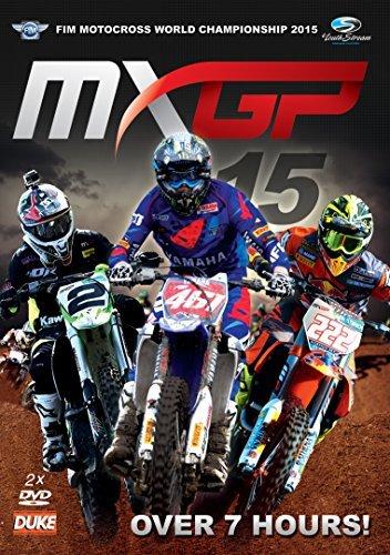 World Motocross 2015 Review ( 2 Disc) by Tony Cairoli