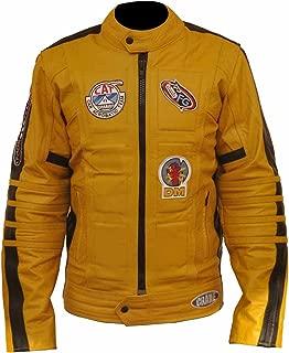 kill bill leather jacket