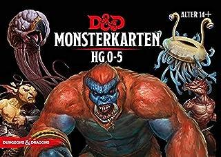 D&D: Monster Deck 0-5 (Deutsch): Monsterkarten