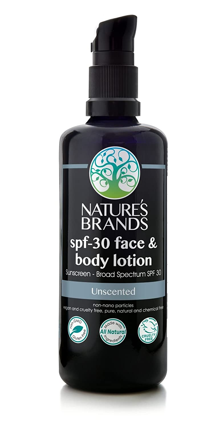Max 68% OFF Natural SPF-30 Clearance SALE! Limited time! Face Body Lotion Choice Herbal Mari by Unscent