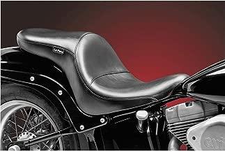 Le Pera Maverick Smooth Seat for Harley Davidson 2000-13 Softail (exc. Deuce) 1