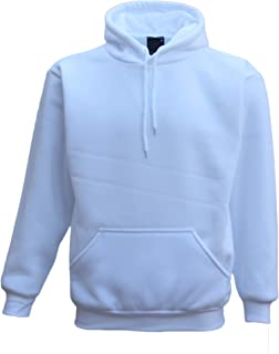 Zmart Australia Adult Unisex Men's Plain Basic Pullover Hoodie Sweater Sweatshirt Jumper XS-5XL