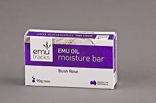 Emu Tracks Bush Rose Soap, Bush Rose, 90 g