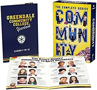 Community: The Complete Series Box Set