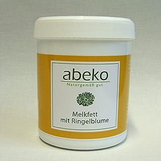 Melkfett m. Ringelblume - abeko 250 ml