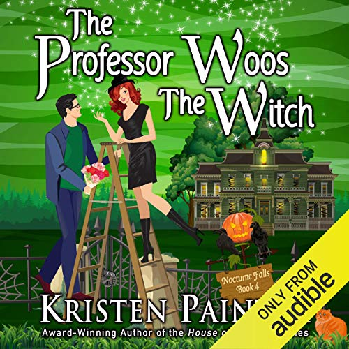 The Professor Woos the Witch Titelbild