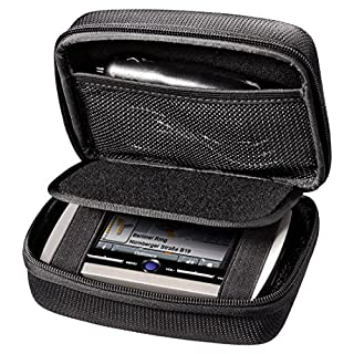 """Hama Universal Hard Case For Sat Nav - Suitable for all 3.5"""" and 4.3"""" devices including TomTom, Garmin, Navman and Navigon Brands. (B000VOEVJ6) 