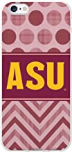 (Arizona State University, Mixed Cell for iPhone 6/6s - White) - OTM Essentials Arizona State University, Mixed Cell Phone Case for iPhone 6/6s - White