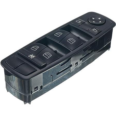 Senmubery 4X Fenster Schalter Reparatur Tasten Kappen f/ür Mercedes ML GL R Klasse W164 X164