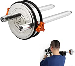 TARION Shoulder Rig Counter Weight Stainless Steel DSLR Shoulder Rig 1.5KG/3LBS Counter Weight with 2X 8 15mm Rods