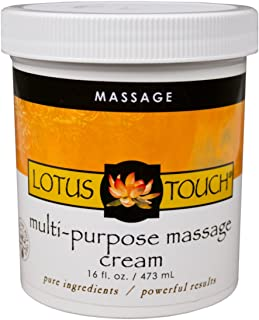 lotus touch massage lotion