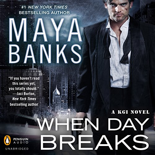 When Day Breaks audiobook cover art