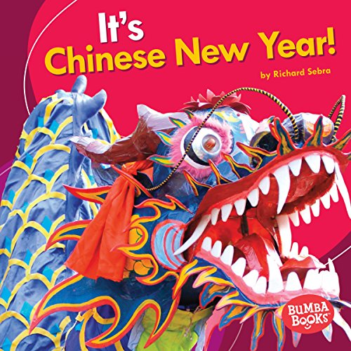 It's Chinese New Year! copertina