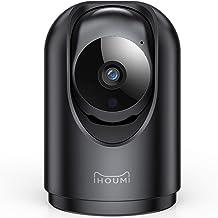 [2021 actualizado]Cámara IP 1296P FHD, IHOUMI Cámara Vigilancia WiFi, Monitor de bebé con cámara para mascotas con movimie...