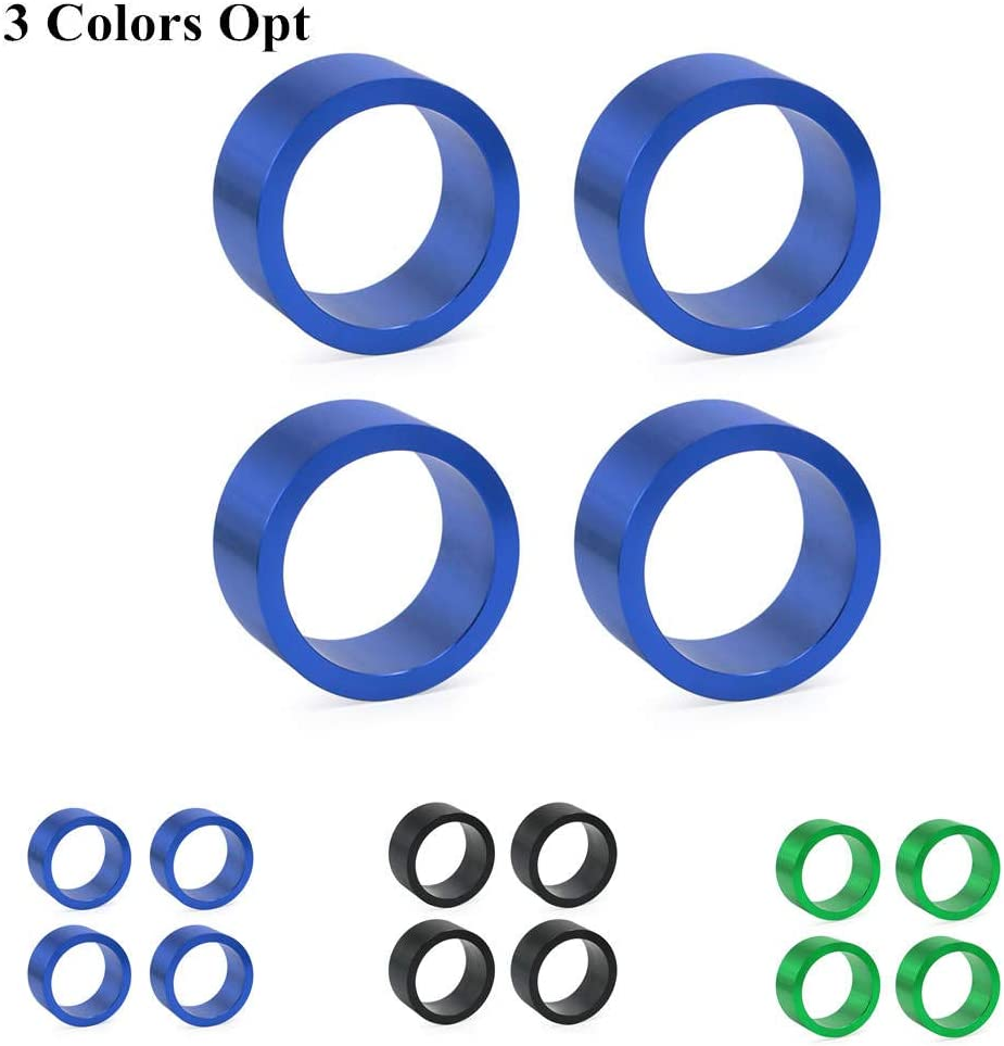"""2"""" Complete Suspension Spacer Lift Kit For ATV Kawasaki Brute Force 300//650 //750"""