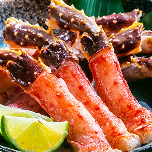さっぽろ朝市 タラバガニ ポーションお刺身可 1kg 太脚 生タラバ蟹