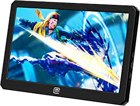 $93 » Portable Monitor,8.9 inch Ultra Slim Full HD 1920 1200 Display Gaming Monitor with HDMI Type-C USB, Built-in Dual Speakers External Monitors for Laptops, PS4, Xbox, Switch, Cellphone