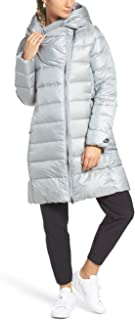 Nike Sportswear Women's Down Fill Parka Coat, Grey, Size XS